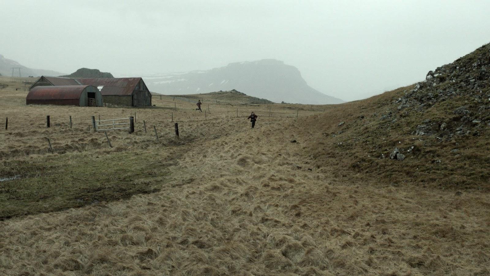 Whale Valley - short film  Guðmundur Arnar Guðmundsson