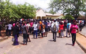 LAUTECH Students Resume Today But Lecturers Are Absent