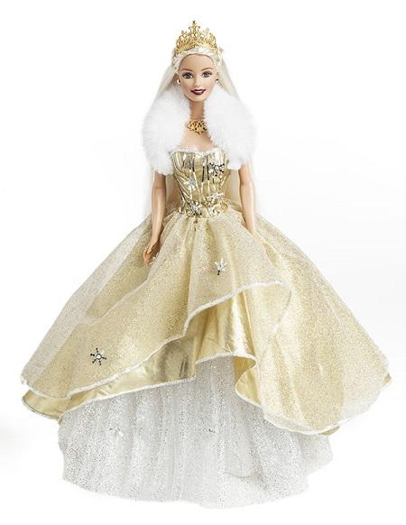 Barbie Coleção Feliz Natal 2000