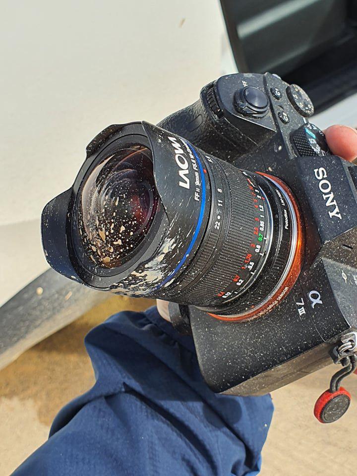 Laowa 9mm f/5.6 + Sony A7 Mark III