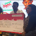#BBNaija: Seyi, Esther & Venita Receives N750k From Dano Milk (PHOTOS)