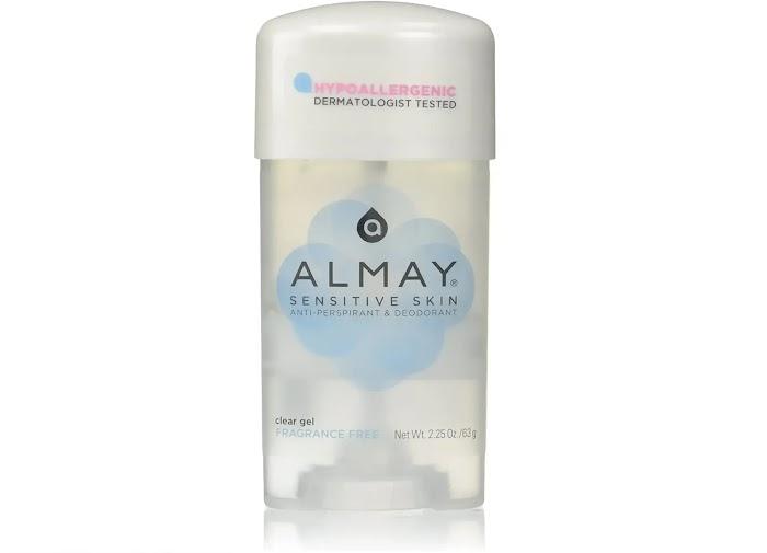 Almay Clear Gel Antiperspirant Deodorant for Women