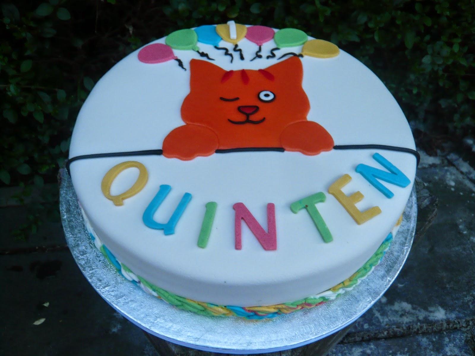 Favoriete Made by Ellen: Dikkie Dik taart #SS34