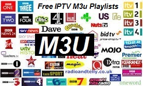 Free Iptv M3u8 Links Channels Playlists