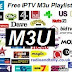 Free Iptv M3u8 Links Channels Playlists 24-06-2019