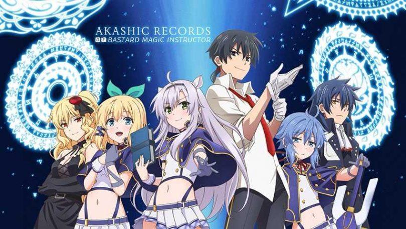 Rokudenashi Majutsu Koushi to Akashic Record