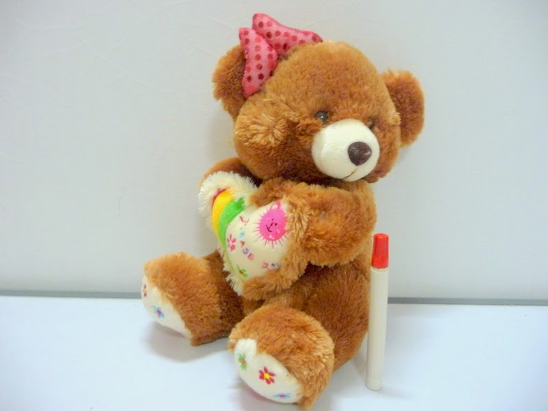 Gambar boneka teddy bear cute