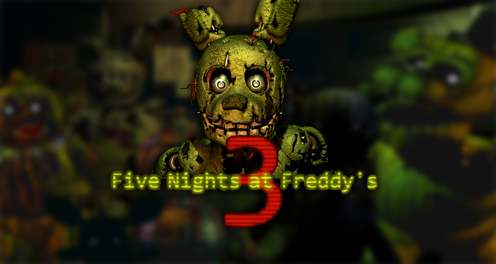 Five Nights at Freddy's 3 Gratis En Español 2017