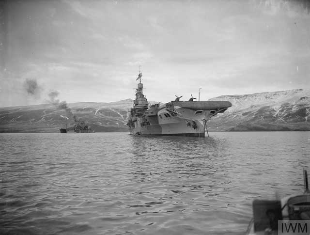 HMS Victorious on or about 28 January 1942 worldwartwo.filminspector.com