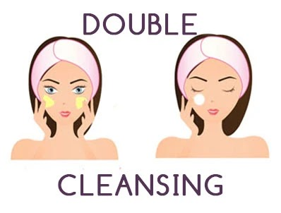 Why Korean follow Double Cleansing?