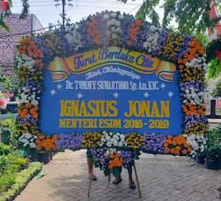 bunga papan grand heaven surabaya