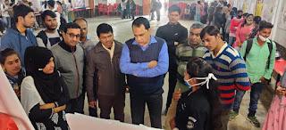 जौनपुर को नशा मुक्त कराना हम सबकी जिम्मेदारी-डॉ कादिर खान  | #NayaSaberaNetwork