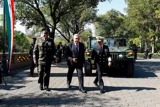 Presidente conmemora 108 años de la Marcha de la Lealtad. Presidencia