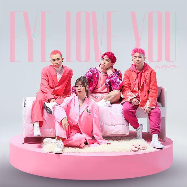 3P – Eye Love You (feat. Priscilla Abby)