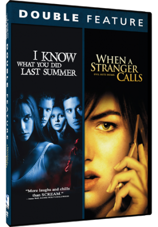 DVD Review - Double Feature: I Know What You Did Last Summer & When A Stranger Calls