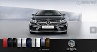 Mercedes CLS 400 2018 màu Xám Tenorite 755