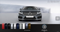 Mercedes CLS 500 4MATIC 2017 màu Xám Tenorite 755