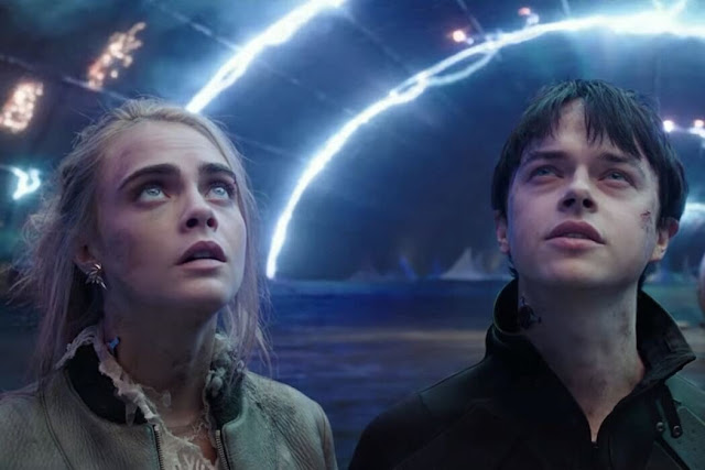 Valerian and the City of a Thousand Planets Action Movie 720p download at www.zainsbaba.com
