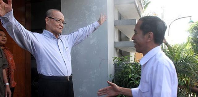 Buya Syafii Ingin Jokowi Pertimbangkan Orang Muhammadiyah Di Tiga Pos Menteri