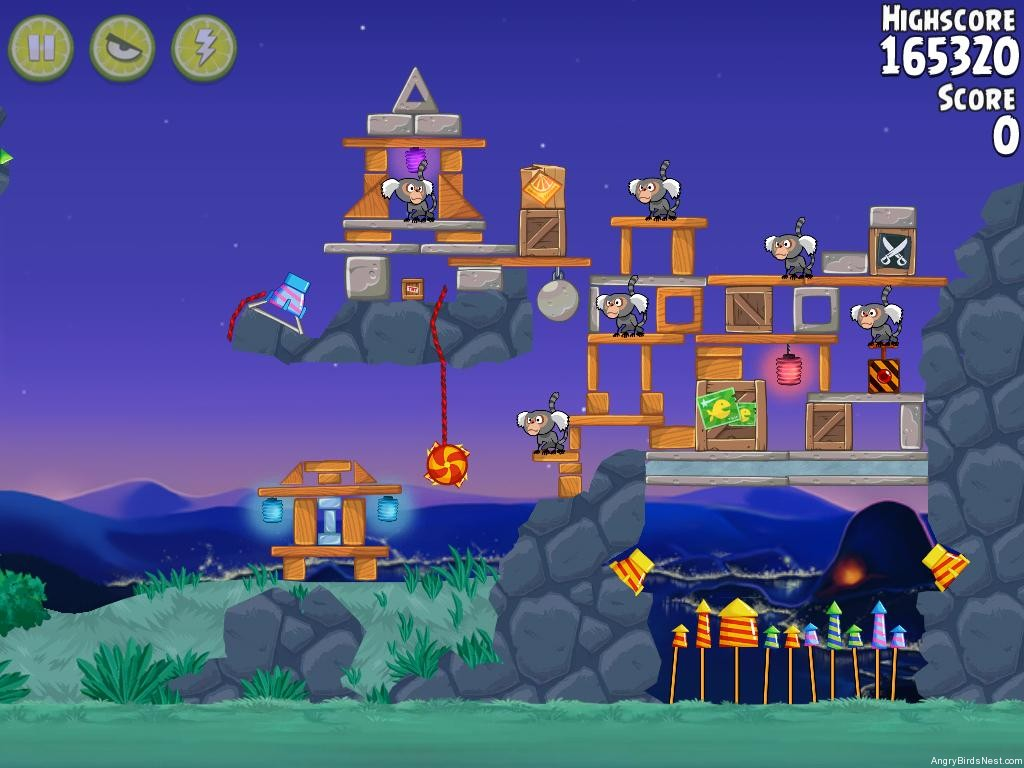 ANGRY BIRDS RIO Free Full Version Games Download For PC ...