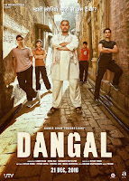 Dangal 2016 Hindi 720p DVDRip Full Movie Download With ESubs