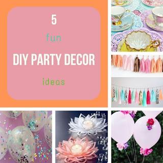 http://keepingitrreal.blogspot.com.es/2016/08/5-fun-diy-party-decor-ideas.html