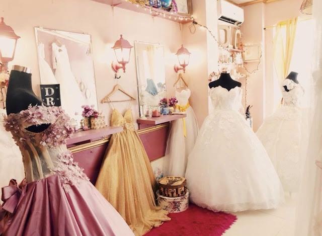 Shabby Chic Style Studio Interior Malabon Branch