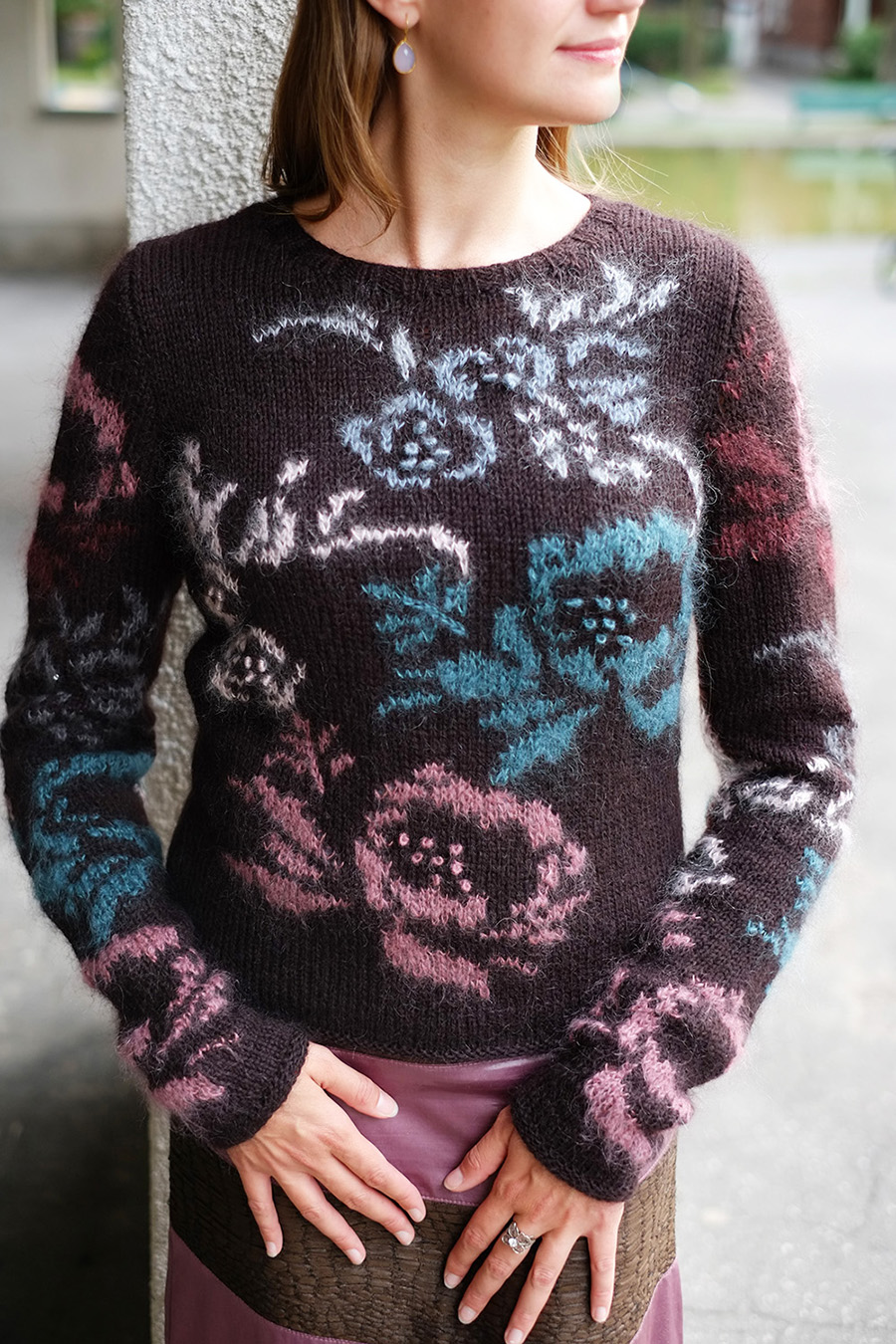 Armenia by Marie Wallin, knit by Dayana Knits