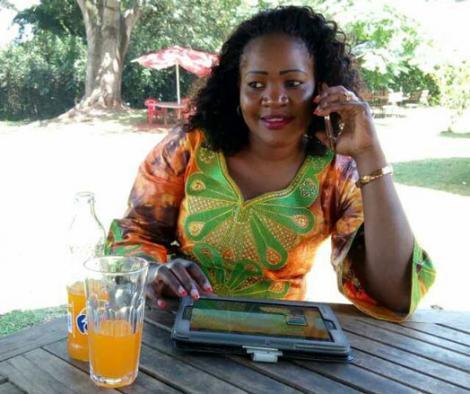 Nominated Senator Beatrice Kwamboka news  photo