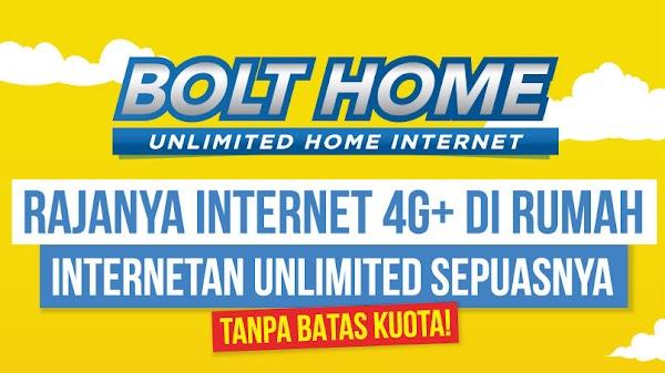 Cara Bayar Tagihan Bolt Home Via ATM dan Via Alfamart