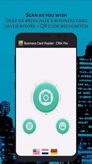 تحميل تطبيقBusiness Card Reader – CRM Pro v1.1.142 [Paid] Apk