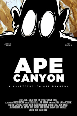 Ape Canyon movie poster