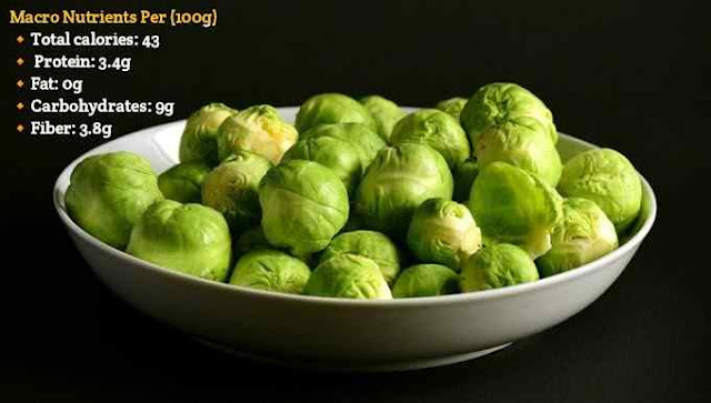 Health Benefits Brussels Sprouts