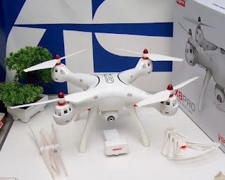 Drone Syma X8 Pro Bekas