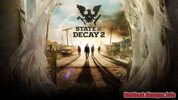 Download Game State of Decay 2 Full Crack