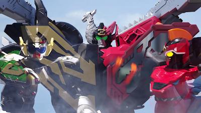 Kikai Sentai Zenkaiger Episode 23 Clips