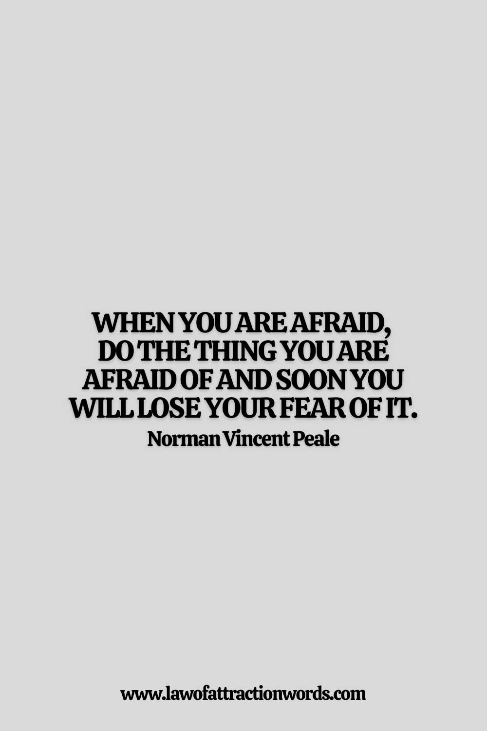 Motivational Quotes To Overcome Fear and Anxiety