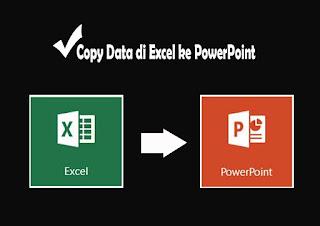 copy file excel ke powerpoint Cara Copy Data di Excel ke PowerPoint