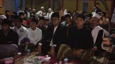 Wakil Bupati Sukabumi Hadiri Maulid Nabi Muhamad SAW di WarungTangkil