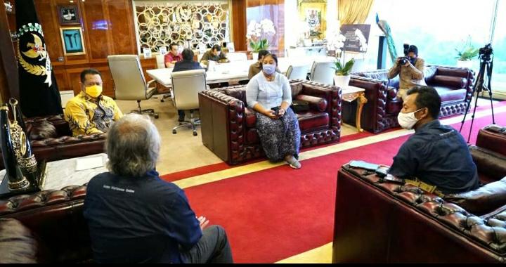 Ketua MPR: IWO Mampu Menjembatani Informasi dari Pusat ke Daerah Dengan Baik