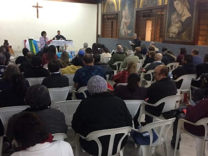 COMIDI e IAM participam de Assembleia Diocesana de Pastorais