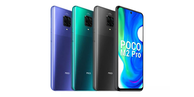 Xiaomi Poco M2 Pro é oficial com Snapdragon 720G
