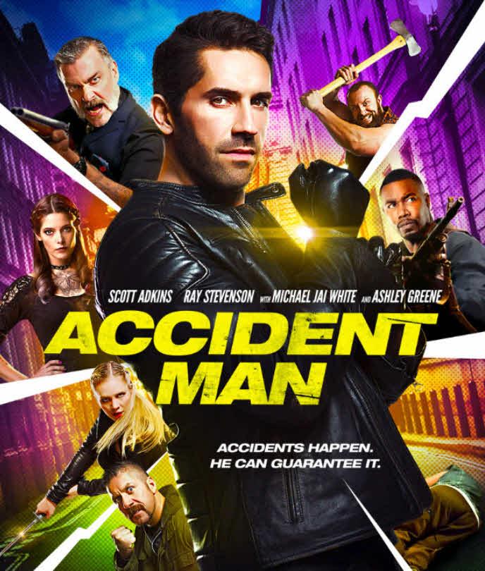 مشاهدة فيلم Accident Man 2018 مترجم