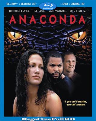 Anaconda (1997) HD 1080P Latino