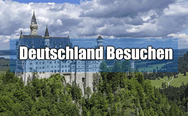 Beste Gründe um Deutschland zu besuchen