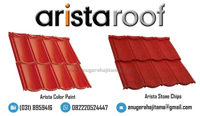 Genteng Metal Arista Roof Rainbow Roof