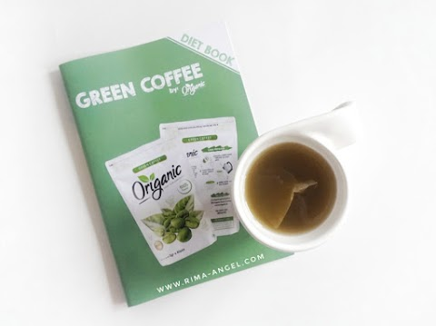 Kopi Diet dari Origanic Green Coffee