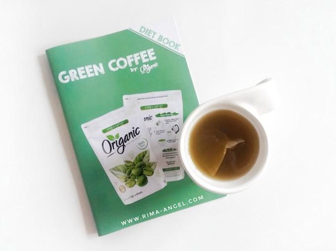 Kopi Diet dari Origanic Green Coffee