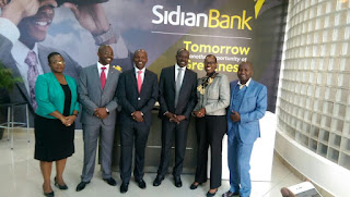 Sidian bank banker Africa awards