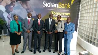Sidian bank banker Africa awards